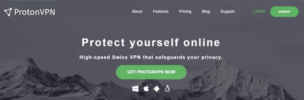 Proton Free VPN