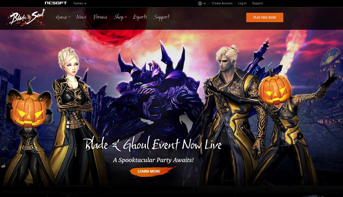 Blade & Soul MMORPG
