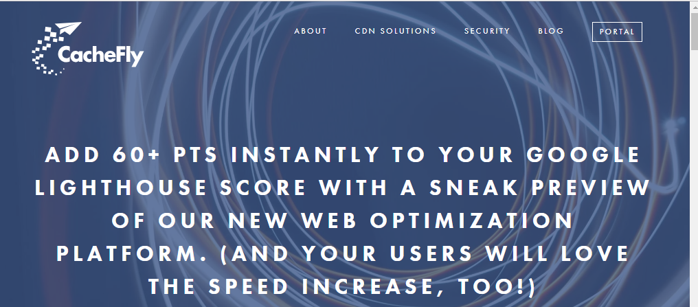 Cachefly WordPress CDN for accelerate website speed