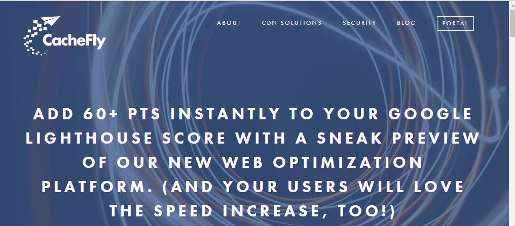 Cachefly WordPress CDN for accelerate website speed