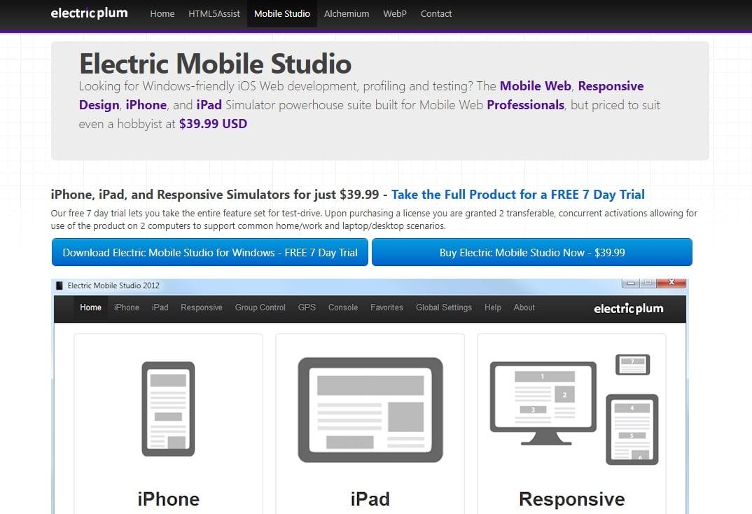 Electric Mobile Studio