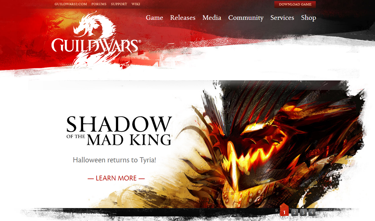 Guild Wars 2 mmo