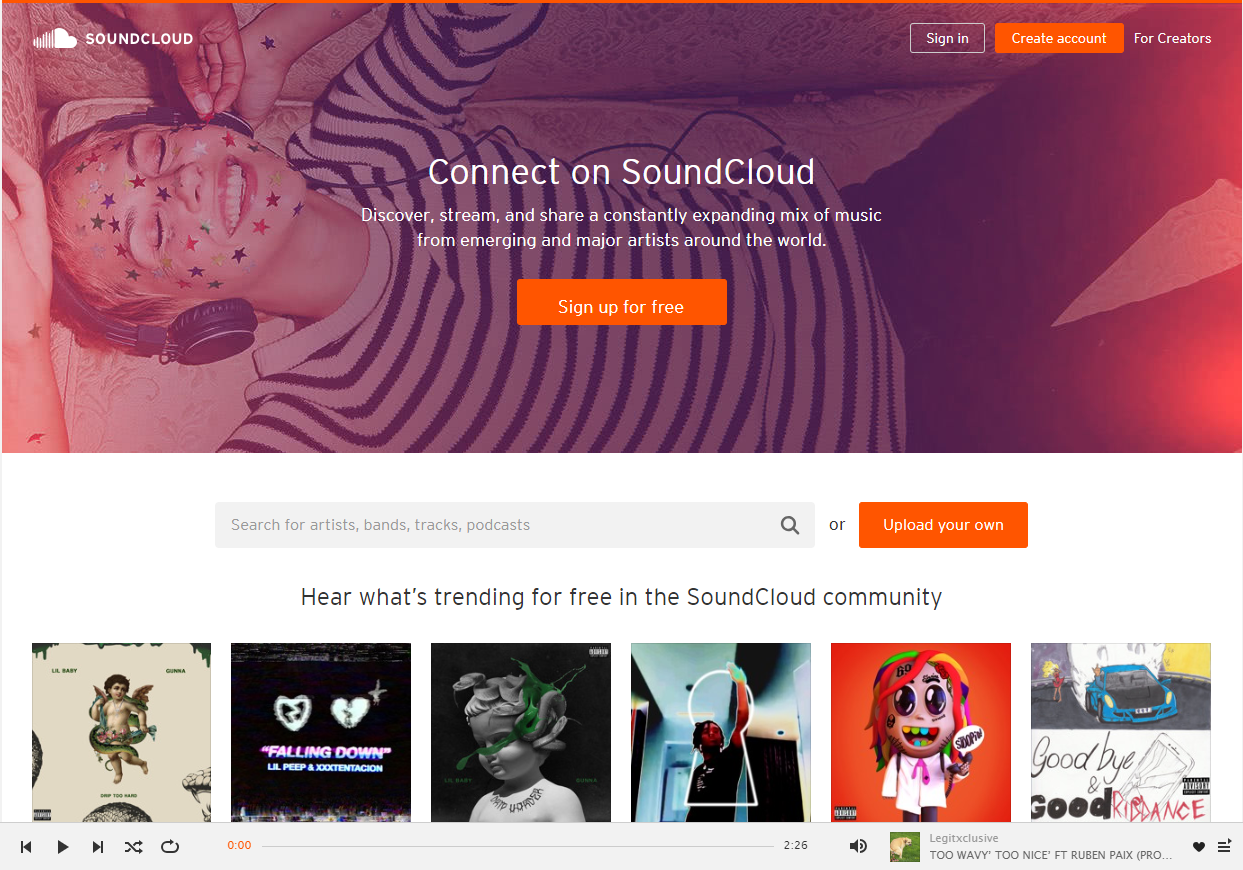 Soundcloud To Download Music Albums