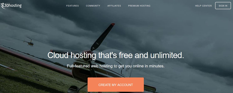 X10 Free VPS Hosting