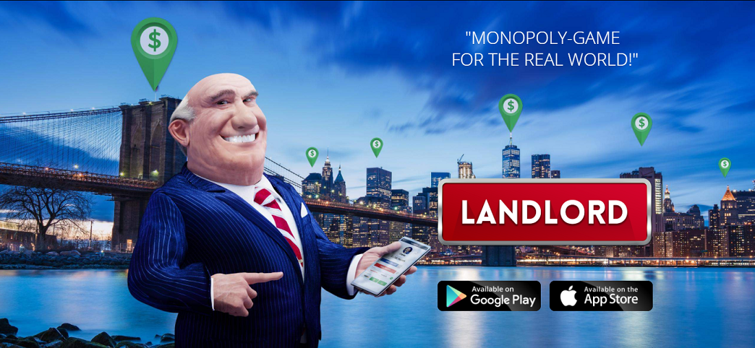 Landlord Real Estate Tycoon Here & Now