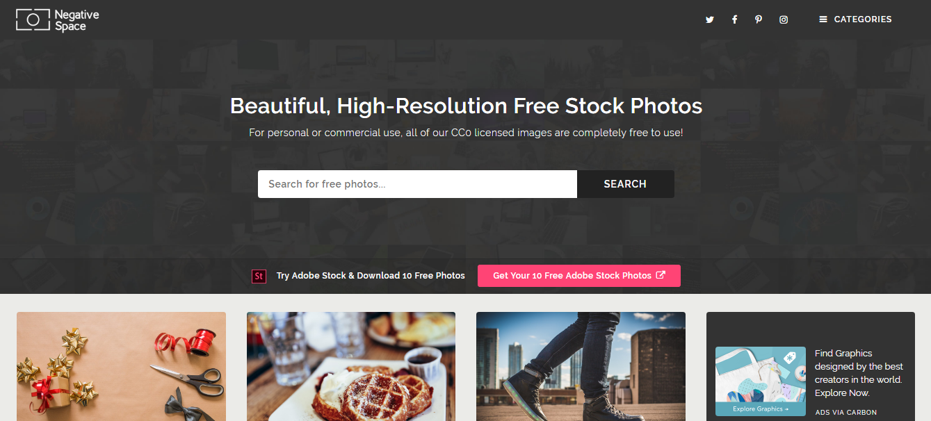 Top 15 Sites to Get Royalty Free Image for Commercial Use - 100% free of charge
