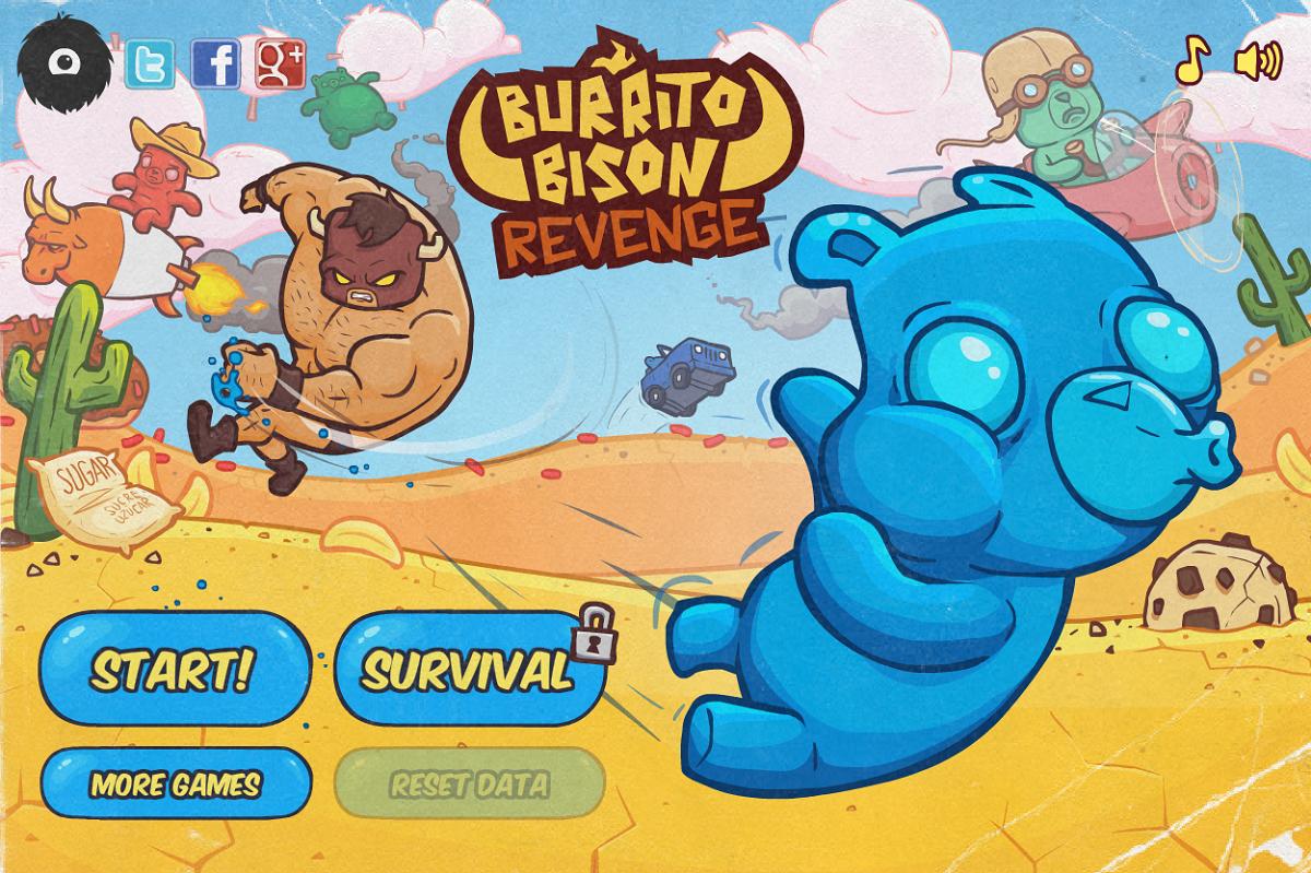 Burrito Nison Revenge