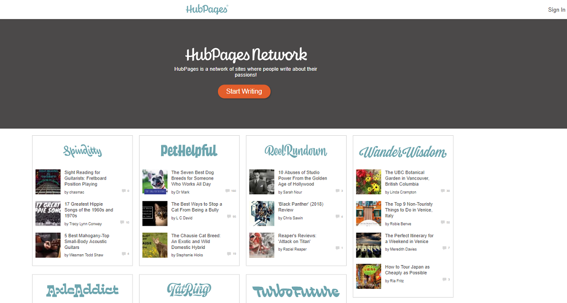BlogSpot & Blogger Alternatives | Similar free blogging Platform