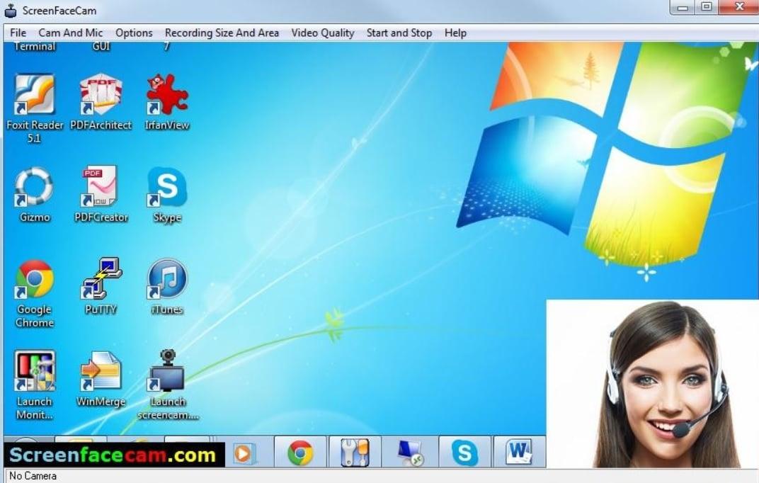 Chat webcam alternative