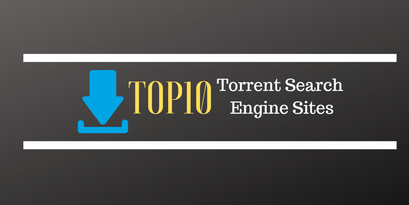Free Torrent Search Engine Sites