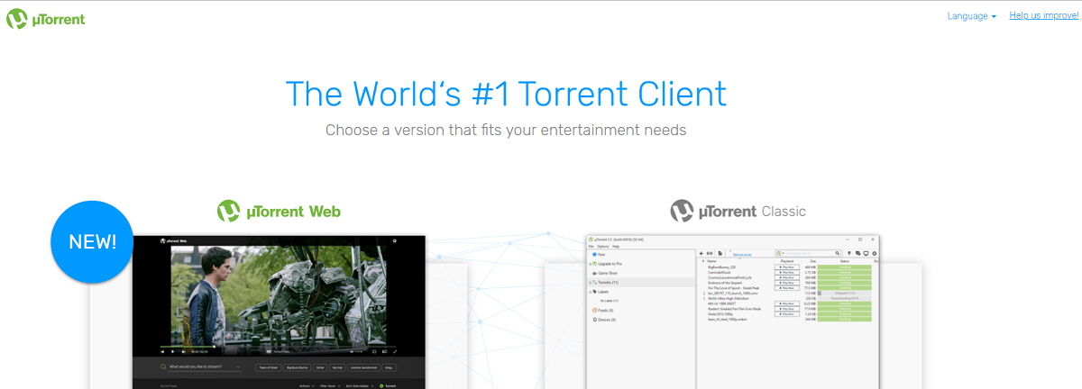 Utorrent Search