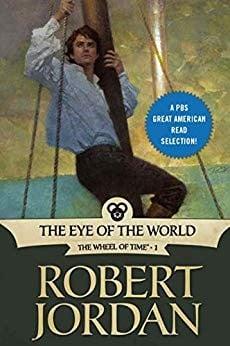 Wheel of Time series by Robert Jordan