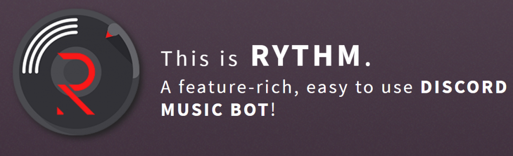 rythmbot - DISCORD MUSIC BOT