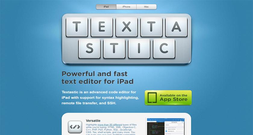 textastic