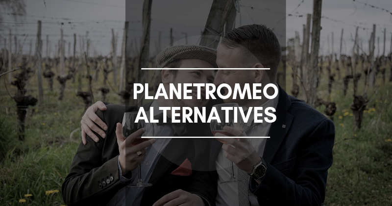 Best PlanetRomeo alternatives