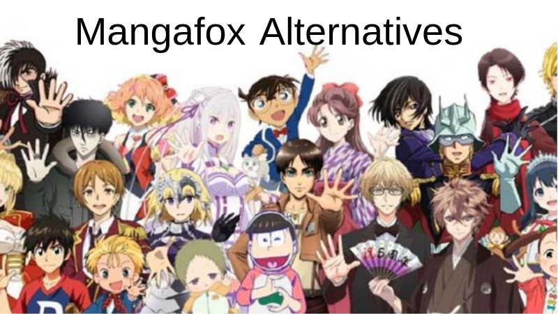 Mangafox alternatives