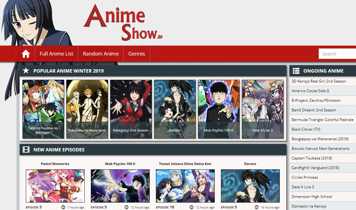AnimeShow