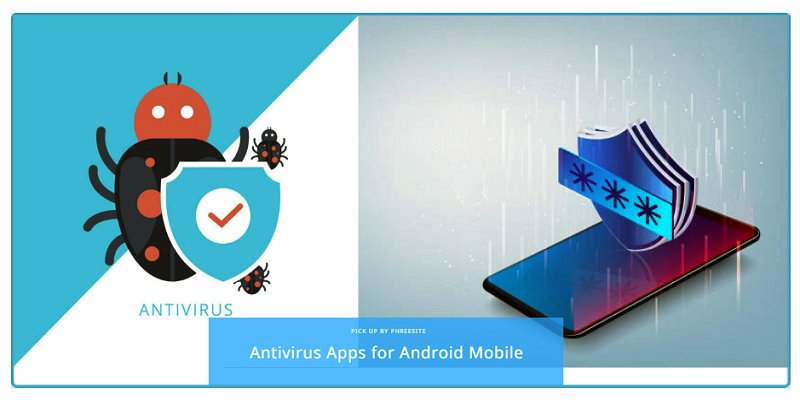 Antivirus Apps for android mobile