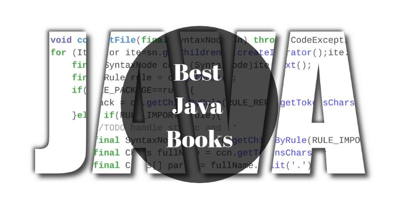 Best Java Books For Beginners
