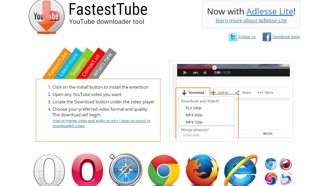FastestTube