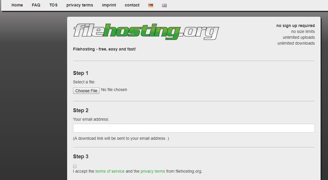 Filehosting