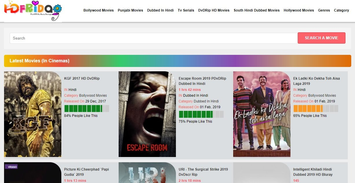 top 10 free online hollywood movies sites