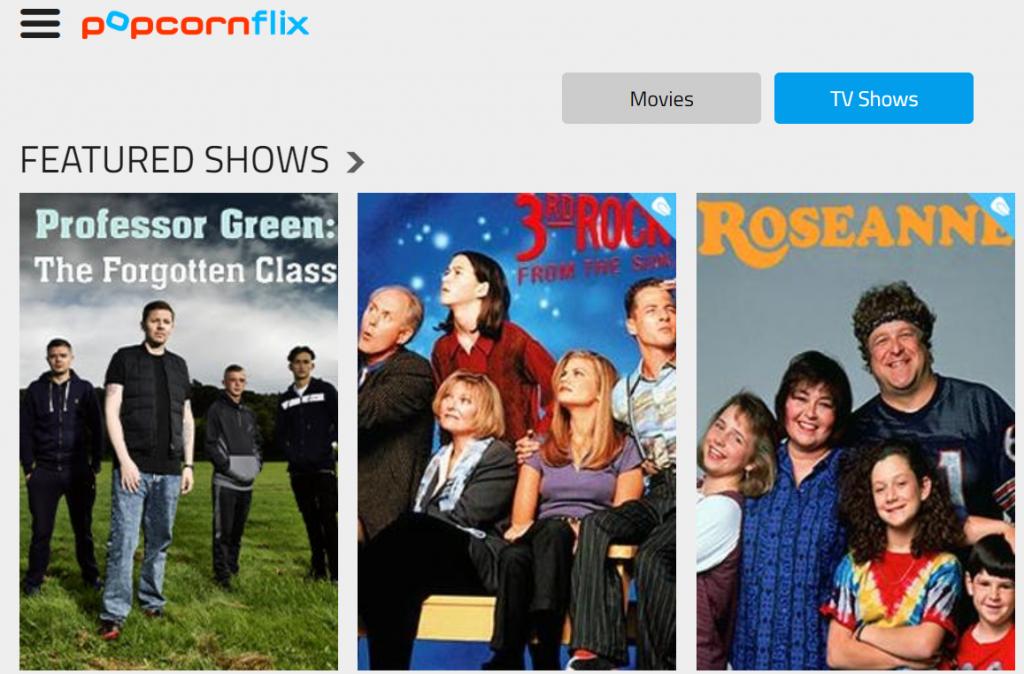 popcornflix TV show