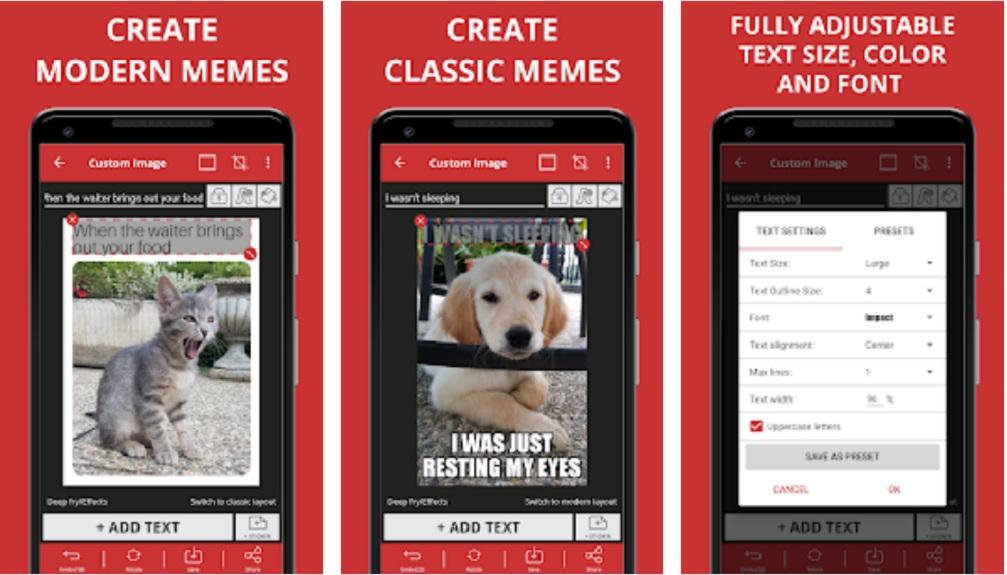Best Meme Maker Apps