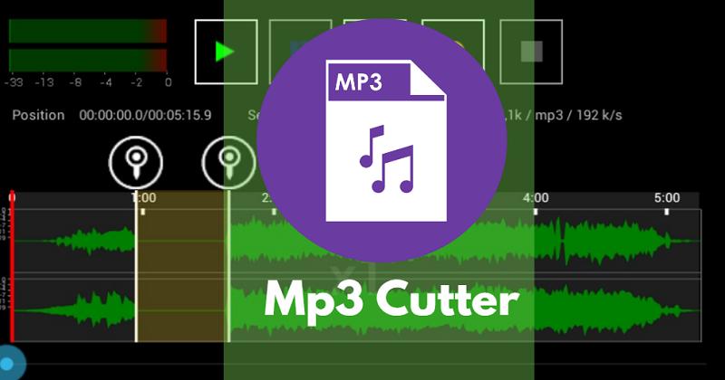 Mp3 Cutter Apps