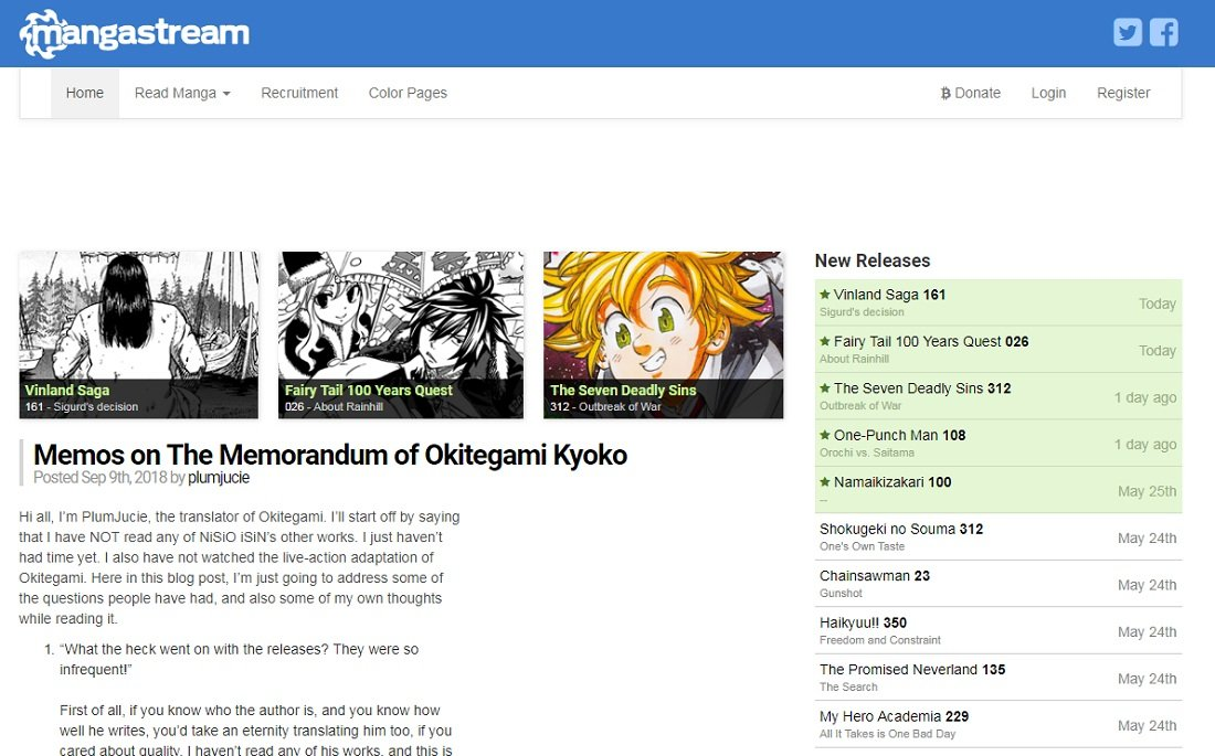 Stream free manga Manga Archive