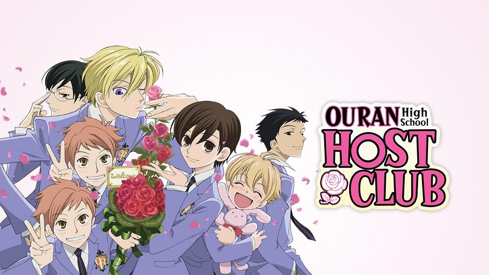 Ouran Koukou Host Club