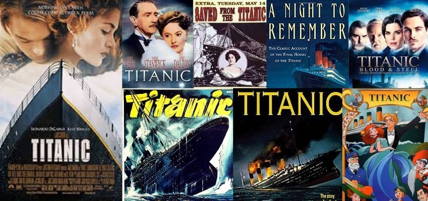 Best to Worst Titanic Films