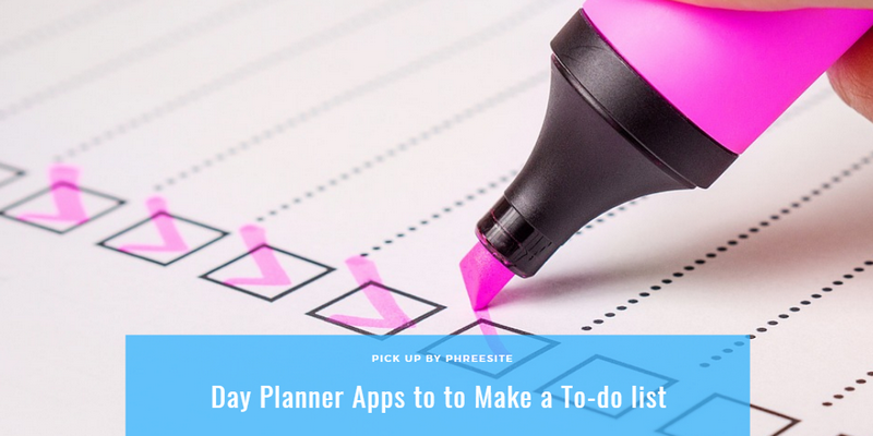 Day Planner Apps