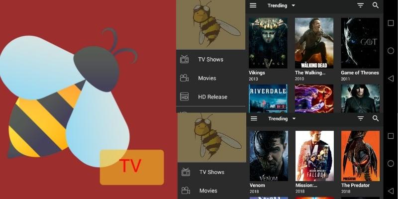 The Best ShowBox and Terrarium TV Alternative - BeeTV
