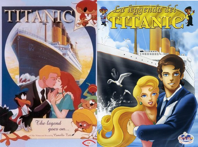 The Legend Goes On( 1999) and The Legend of the Titanic