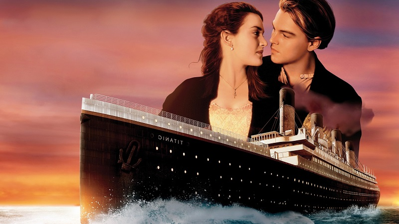 Titanic 1997 movie