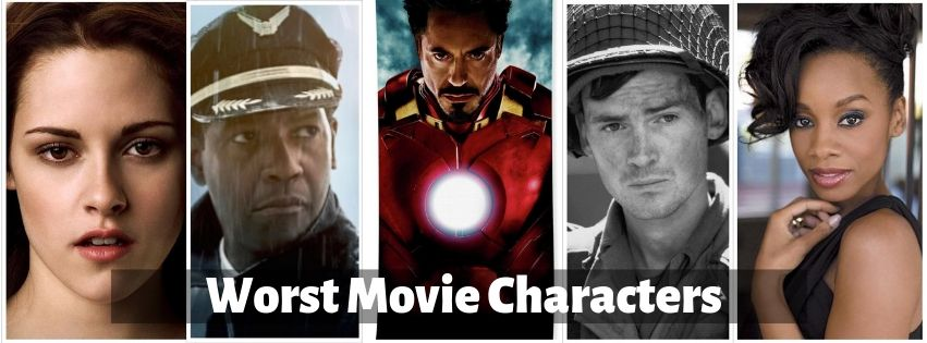 Worst Movie Characters