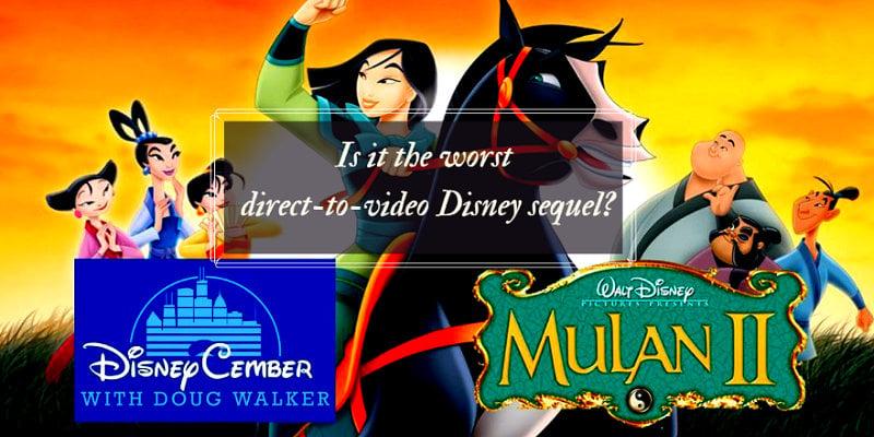 worst direct-to-video Disney seque