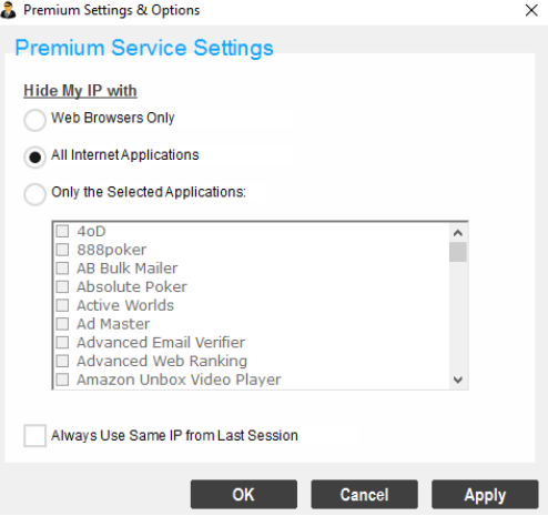 Hide-My-IP-Premium-Setting-and-options