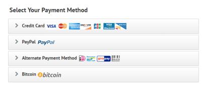 IPVanish-Payment