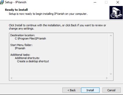 Setup-IPVanish-on-windows