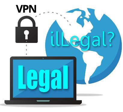 VPNs-Legal