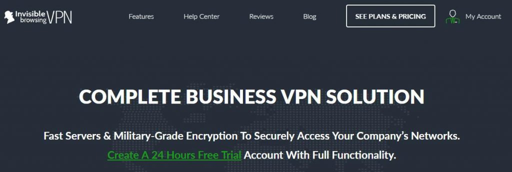 ibvpn business vpn