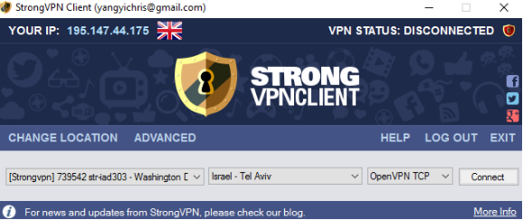 strongvpn-client-step-interface