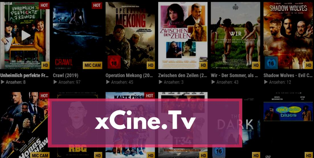 xCine - Your Best Choice To Enjoy The Latest Movies For Free
