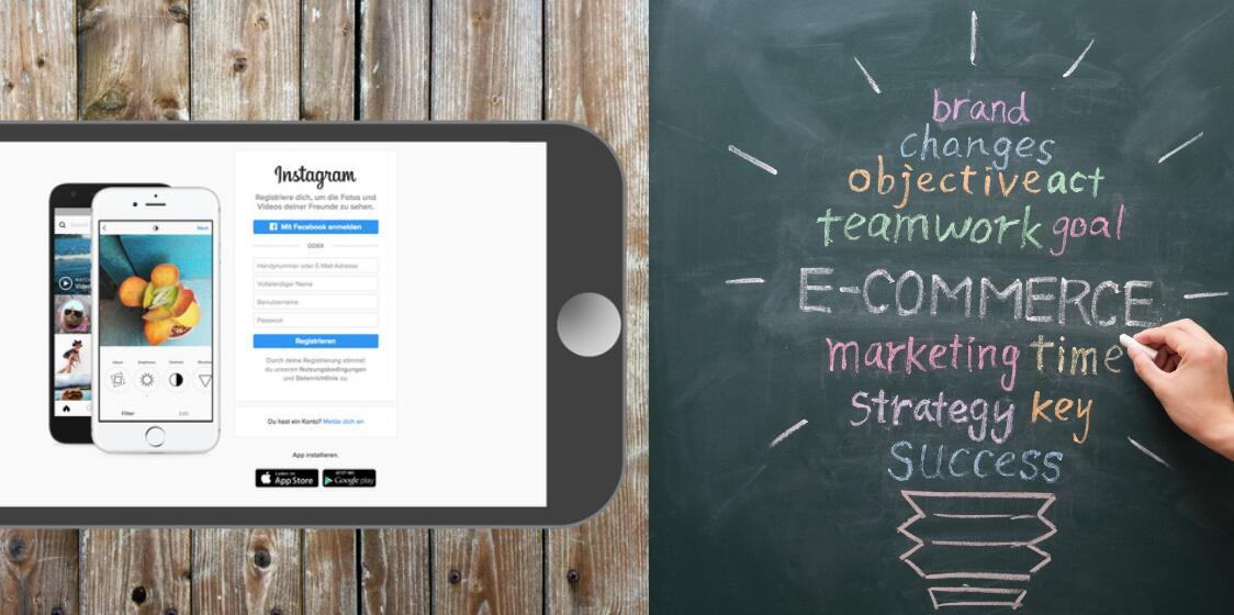 E-Commerce Branding on Instagram