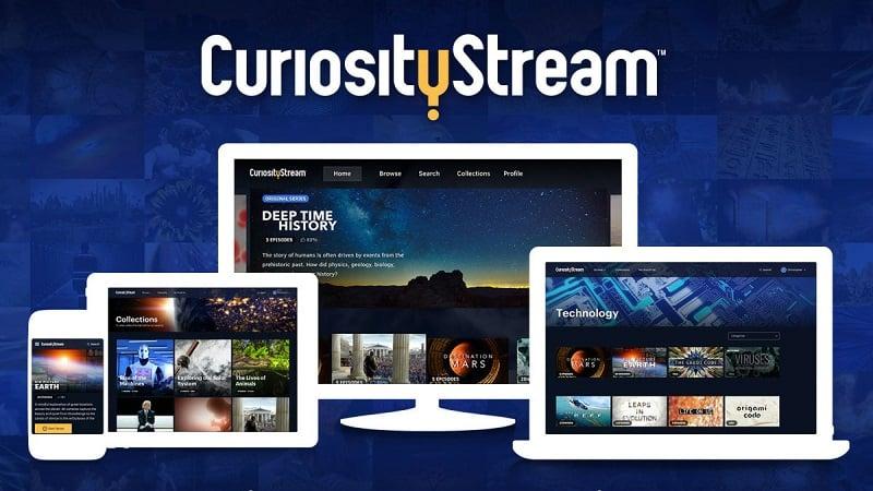 About Curiosity Stream