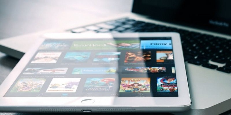 Content streaming movies