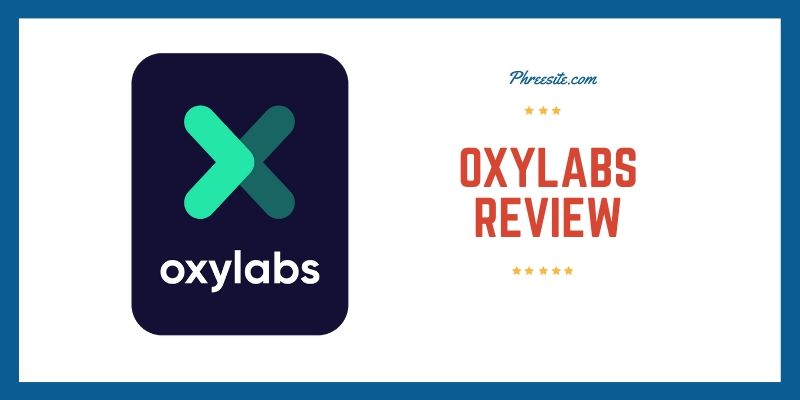 Oxylabs review