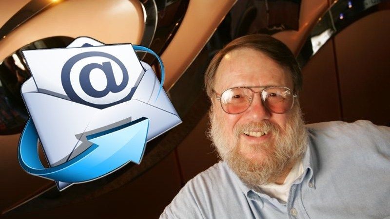 Ray Tomlinson implemented symbol